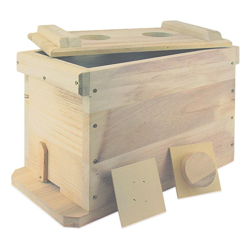 Holz Ablegerkästen