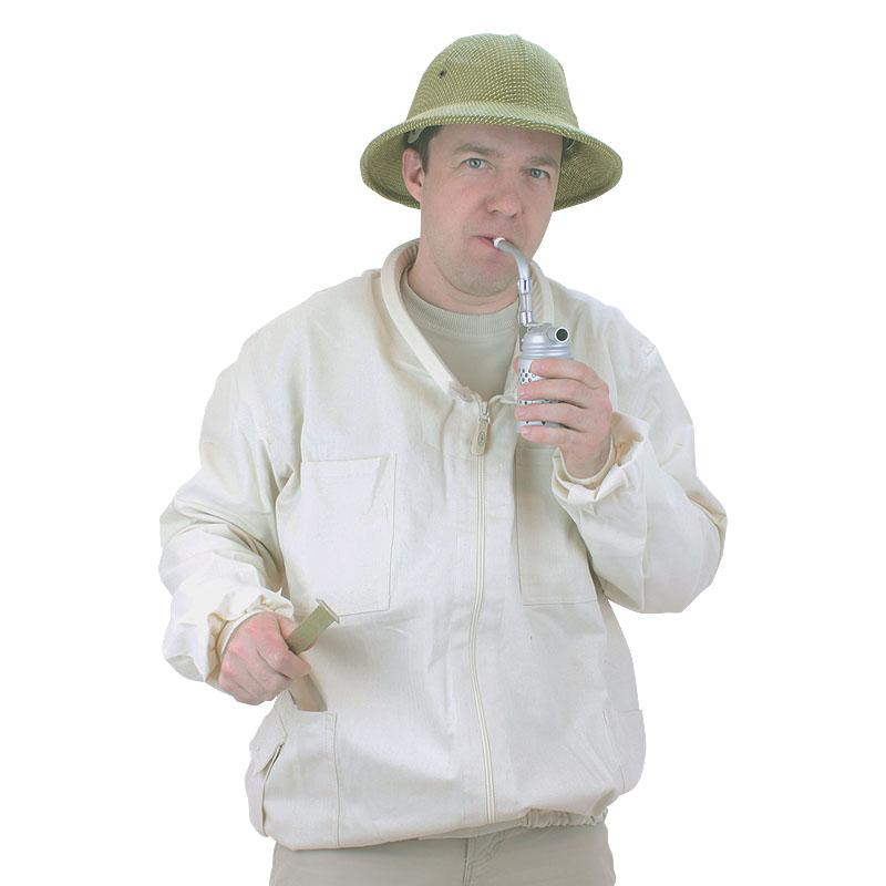 Schutzhemden und Jacken