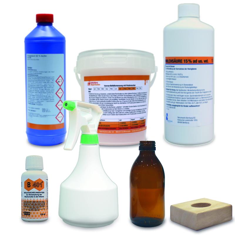 Behandlung, Reinigung & Schutz