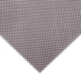 graues-kunststoffgewebe-fabrikrolle