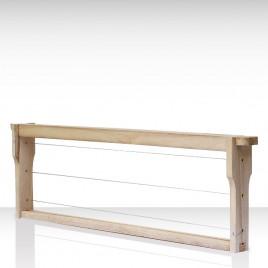 EWG® Dadant US Rähmchen, Hoffmann 482 x 159 mm