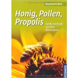 Honig, Pollen, Propolis - Sanfte Heilkraft aus dem Bienenstock