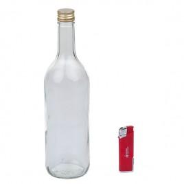 Geradhalsflasche 750 ml