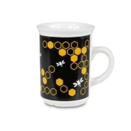 """Keramik Tasse """"Black & Gold"""""""