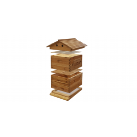 Automatische Bienenbeute